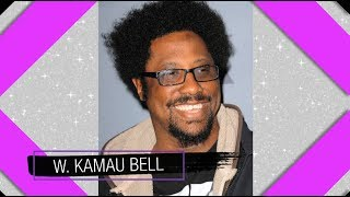 Monday on 'The Real': W. Kamau Bell