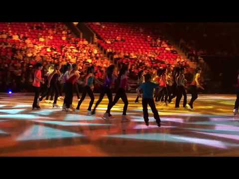 Stars on Ice 2017 Seattle local group number