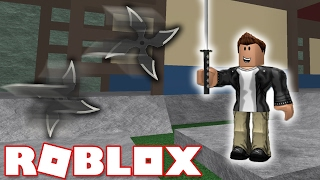 HOW TO BE A PARKOUR NINJA!! (Roblox)