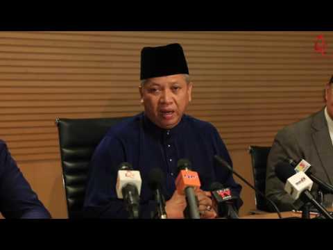 Sidang Media President KAFA di Hotel Premiera Kuala Lumpur . (12/05/2016)