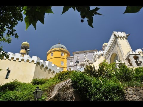 Pena Palace, Sintra , Portugal May 2017