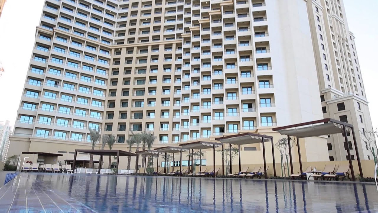 Ja ocean view hotel em dubai kangaroo tours youtube for Hotel em dubai