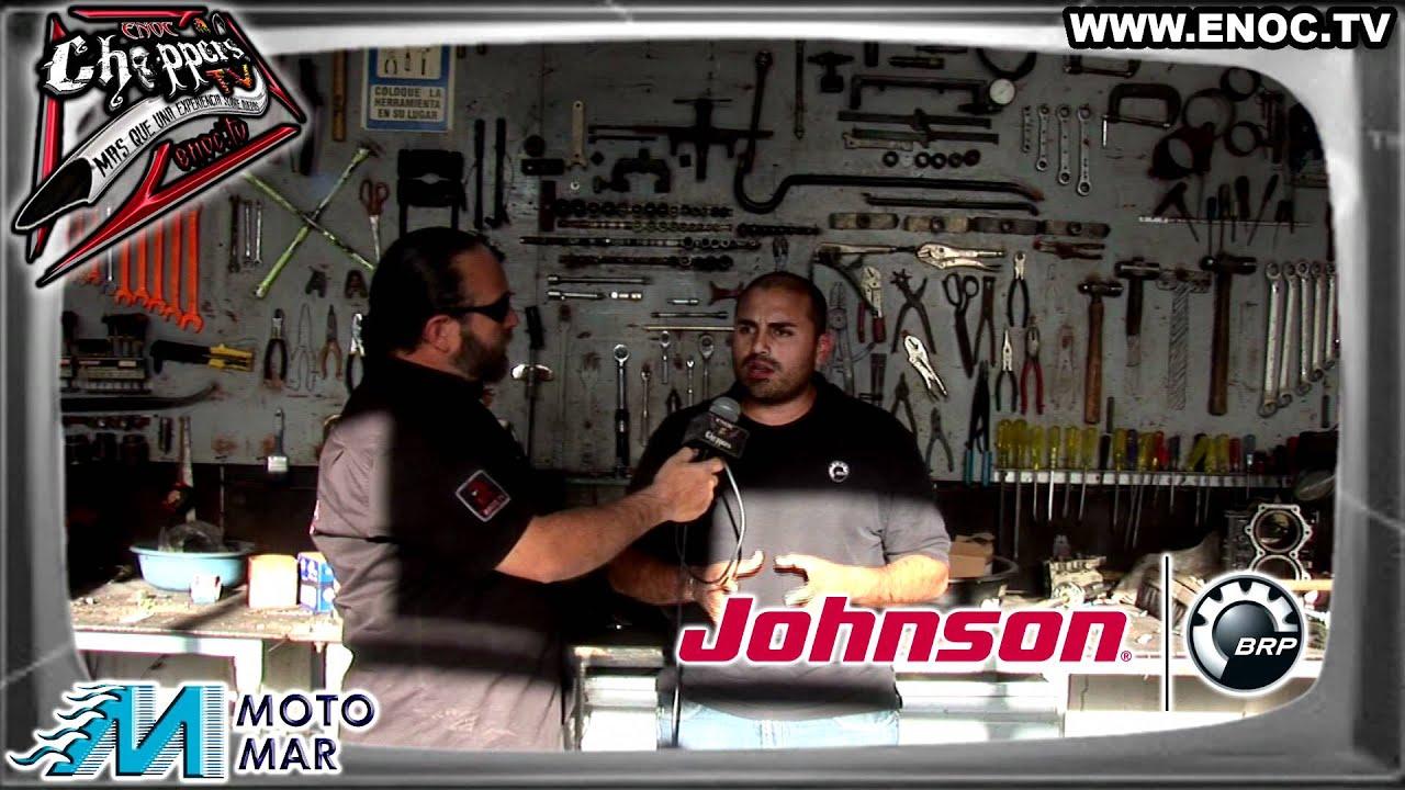 Reparacion de motores fuera de borda en enoc tv youtube for Fuera de borda pelicula