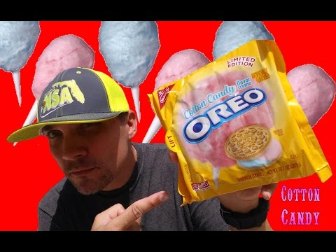 EXCLUSIVE LIMITED EDITION COTTON CANDY OREO REVIEW # 116