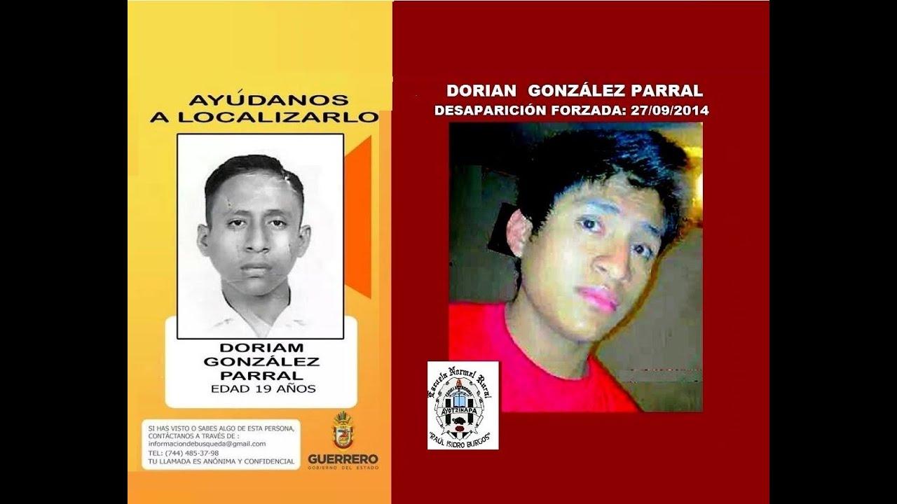 Los 43 estudiantes desaparecidos parte 1
