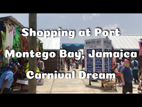 Montego Bay, Jamaica Port Carnival Dream