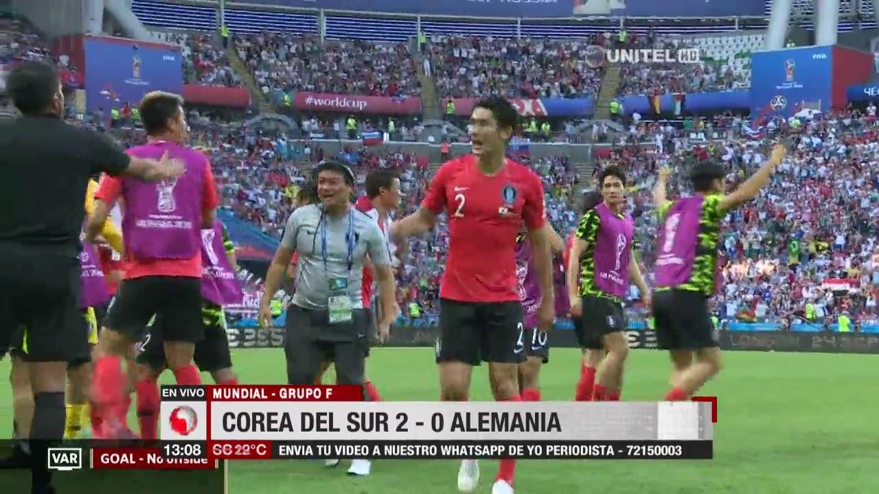 Mxico contra Corea del Sur se jugar tras nuevos test en el ...