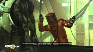 Deus Ex Human Revolution Walkthrough - PT. 21 - Tai Yong Medical - Part 1