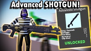 (NEW) Advanced Shotgun Added to Strucid! (Roblox Fortnite)