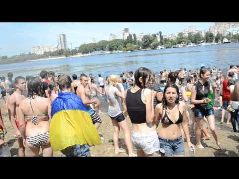 Water Battle in Kyiv 04.07.2015 - 2