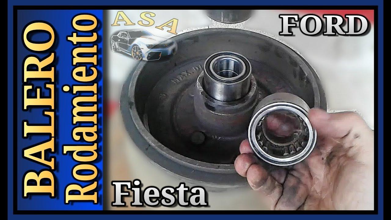 Cambio De Balero Ford Fiesta Focus Courier Ecosport