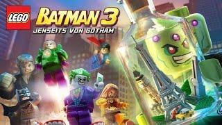 LEGO Batman 3: Jenseits von Gotham - Brainiac Trailer [Deutsch]