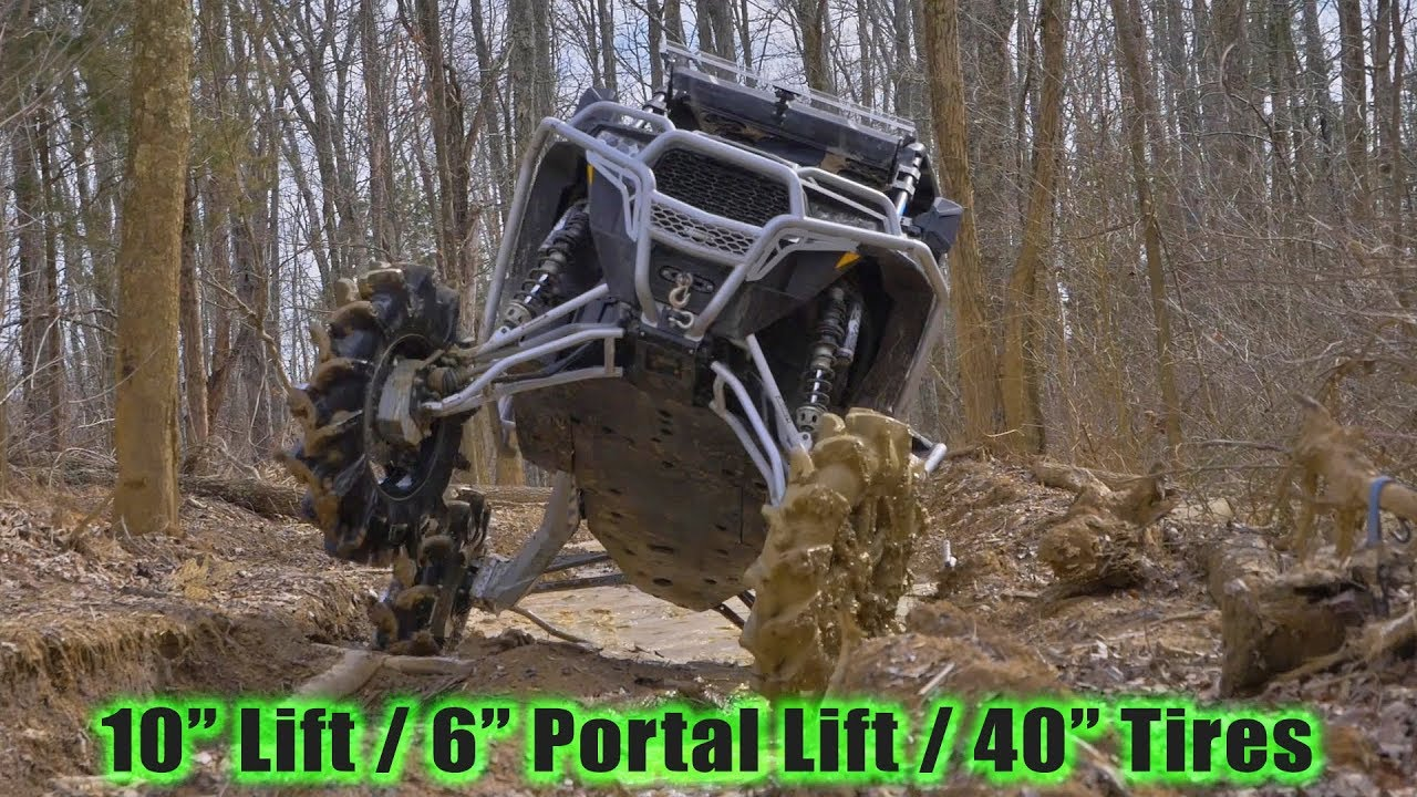 We Built a Mud Monster, and Here's How We Did It | SuperATV