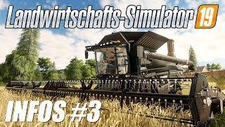 [LS19] Landwirtschafts-Simulator 19: Statements zu CLAAS & dynamischen Boden, ALLES von der E3 | #3