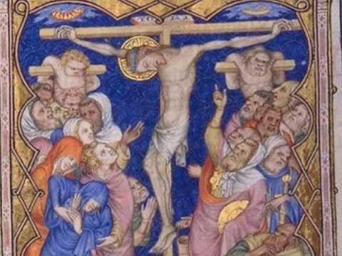 Gregorian chant - Deus, Deus meus