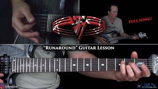 Van Halen - Runaround Guitar Lesson
