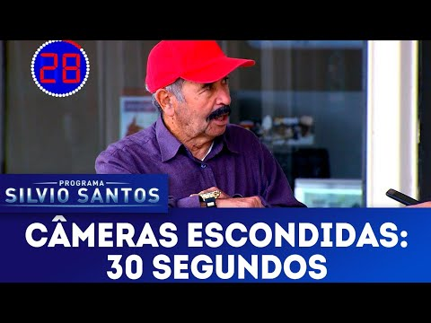 30 Segundos | Câmeras Escondidas (08/07/18)