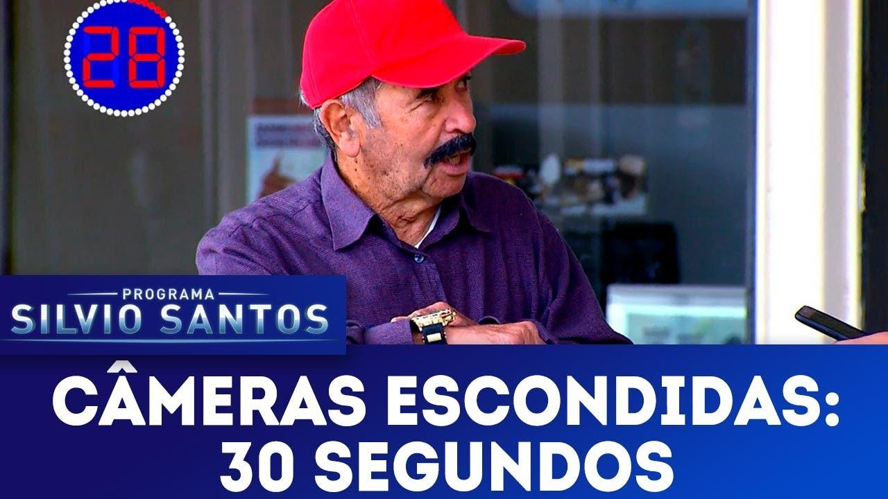 Download 30 Segundos | Câmeras Escondidas (08/07/18)