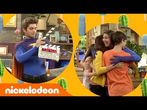 BTS of Kira Kosarin & Jack Griffo's Final Days On Set 🎬  | The Thundermans | Nick