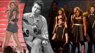 Glee Season 3 Finale Graduation Album Tracks from Lady Gaga, Queen, Bob Dylan & More!