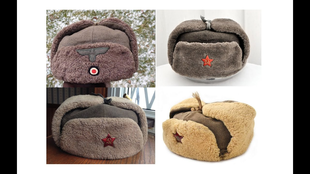How to identify an original WW2 Ushanka - YouTube e7ff37c6963