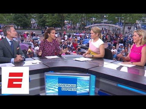 2018 US Open analysis: Was Serena Williams鈥� penalty vs Naomi Osaka deserved?
