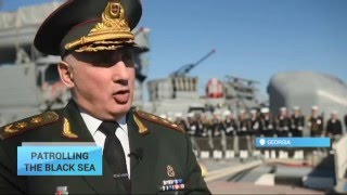 Video Patrolling the Black Sea: NATO and Georgia work closely on protecting the Black Sea region download MP3, 3GP, MP4, WEBM, AVI, FLV Agustus 2017