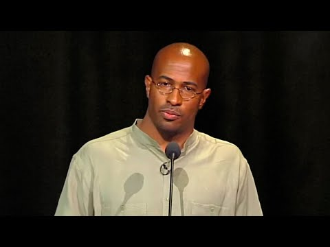 Van Jones -  The Marriage of Social Justice & Environmental Protection | Bioneers