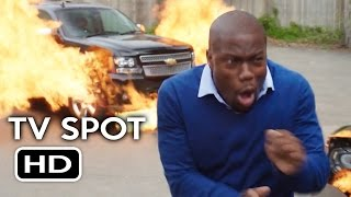 Central Intelligence Official TV Spot #1 (2016) Dwayne Johnson, Kevin Hart Comedy Movie HD