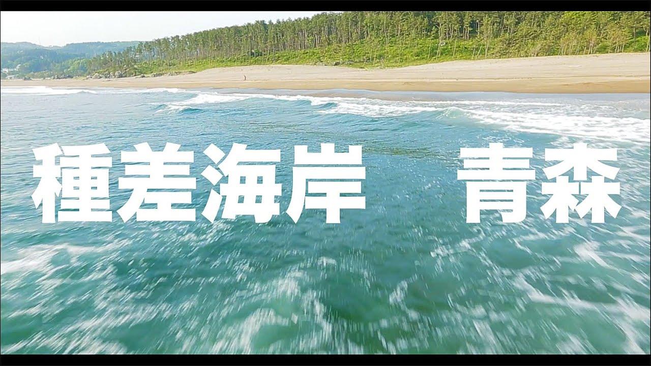 【空の旅#48】「森を抜けて海ー!!スカッと爽快!」空撮・多胡光純 青森_Aomori aerial
