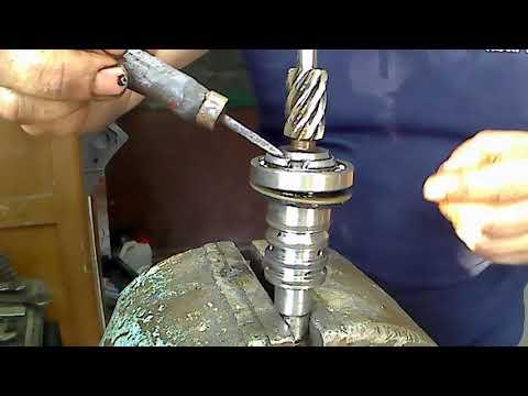 Рено симбол ремонт рулевой рейки своими руками видео