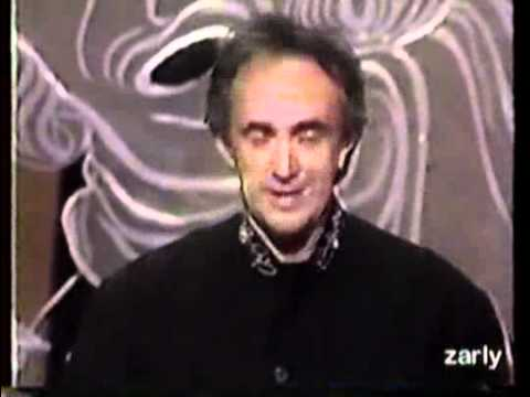 Jonathan Pryce 1991 Tony Awards Acceptance Speech