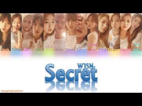 Cosmic Girls (WJSN/우주소녀) – Secret (비밀이야)  [(COLOR CODED LYRICS(HAN ROM ENG)]