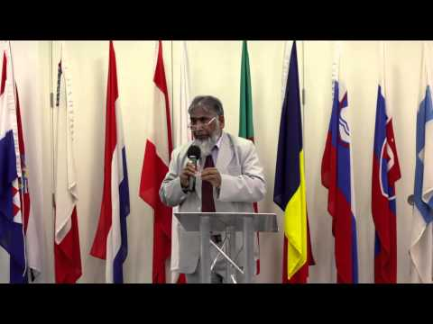Together In Europe, Transnational Project Launch - Abdul Razzaque