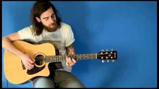 modest mouse the world at large acoustic cover