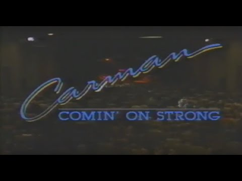 Carman - Comin' On Strong (Live Concert)