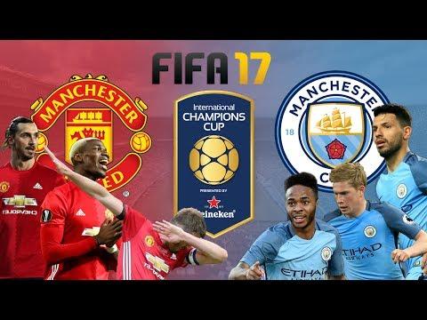FIFA 17 - แมนยู VS แมนซิตี้ - แมนแมน ICC17