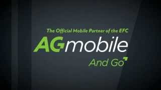 Win with AG Mobile at EFC 35