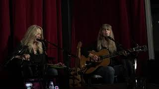 """Stagger Lee""  Rory Block & Cindy Cashdollar @ City Vineyard,NYC 11-02-2018"