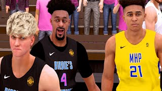 Marcelas Howard & Tjass Teammup Vs 2HYPE! FIRST EVER 2K19 Gameplay! THE LAYUP KINGS ARE INSANE!