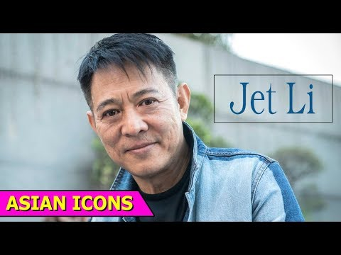 Jet Li | Chinese Film Actor & Film Producer | Short Biography | Asian Icons