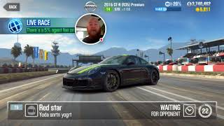 CSR2 2015 GTR upgrade,tune,race and silver chest open