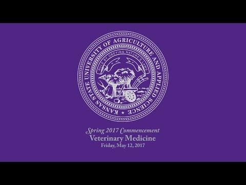 K-State Commencement - Spring 2017 | Veterinary Medicine