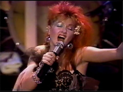 Cyndi Lauper  Rock of the 80s 1984