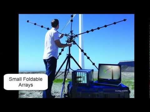 Accoustic noise measurements on wind turbines – Brüel & Kjær