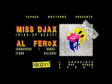 "Al Ferox ""Acid & Rave"" party Dj set in Lyon"