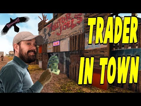 There Is A Trader In Town | Ravenhearst 3 | 7 Days To Die Alpha 16 Multiplayer Gameplay PC | S2 E3