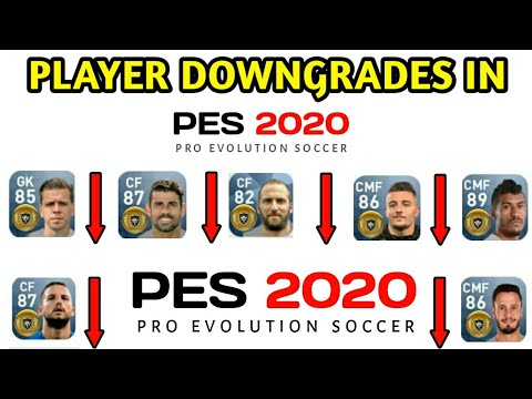 Repeat All BLACK to GOLD Ball Downgrades Pes 2020 Mobile
