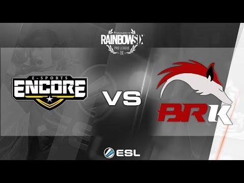 Rainbow Six Pro League - Season 3 - LATAM - Encore e-Sports vs. BRK e-Sports - Week 7