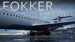 ▶ Austrian Airlines Fokker Farewell (Aviation Tribute)